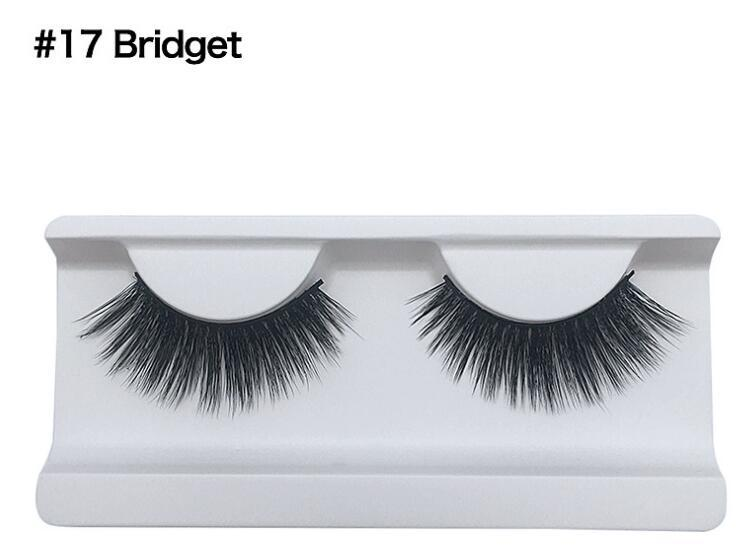 Women Makeup Popular Beauty False Eyelashes Extensions Hand Made Pure Mink Eyelashes Wholesale Fan Lashes Extension