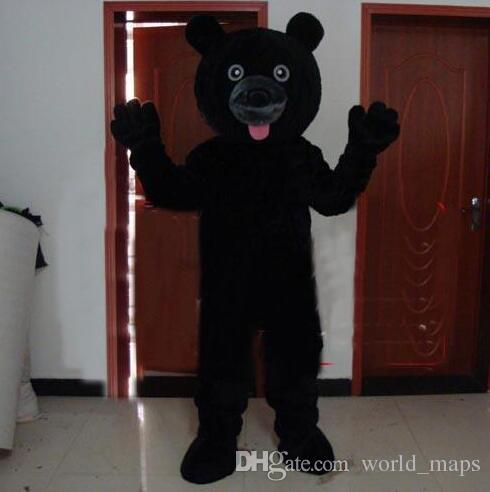 100% True Picture Of The Black Bear Doll Mascot Costumes Clothing Pocahontas Costumes Pirate Halloween Costumes From World_maps $245.23  Dhgate.Com & 100% True Picture Of The Black Bear Doll Mascot Costumes Clothing ...