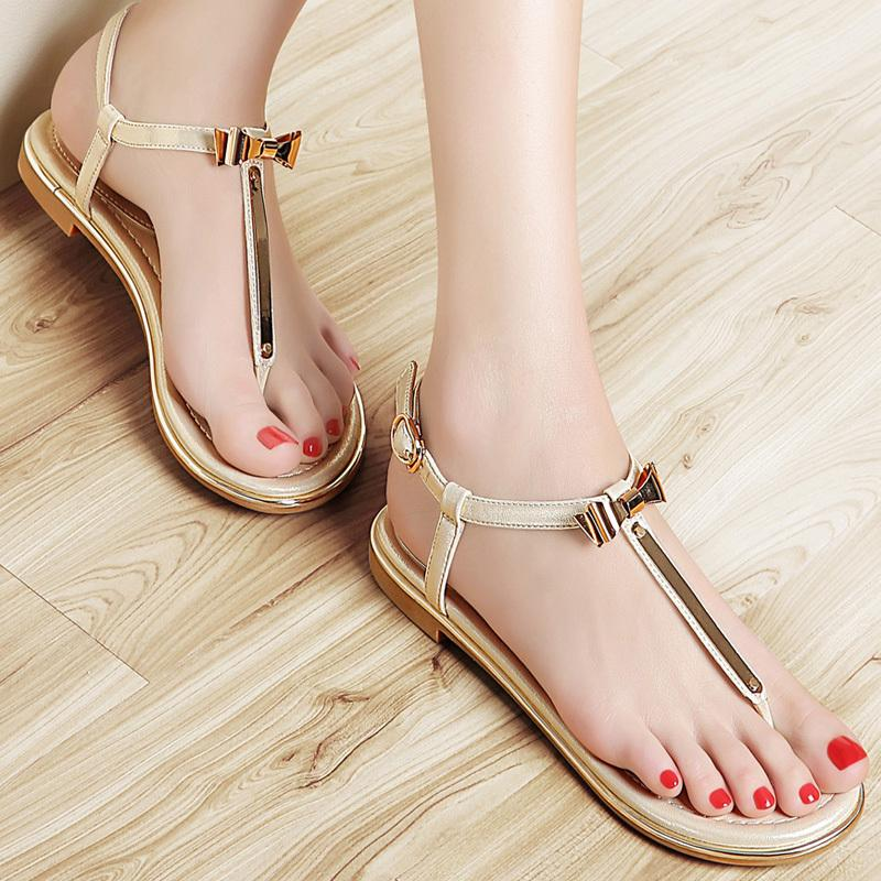 4818418c1da Sweet Girls  Summer Bowtie Flat Sandals with Ankle Buckle Women s Low Heel  Casual Slides Jelly Sandals in 35-39 Kitten Heel Sandals Summer Sandals  Jelly ...