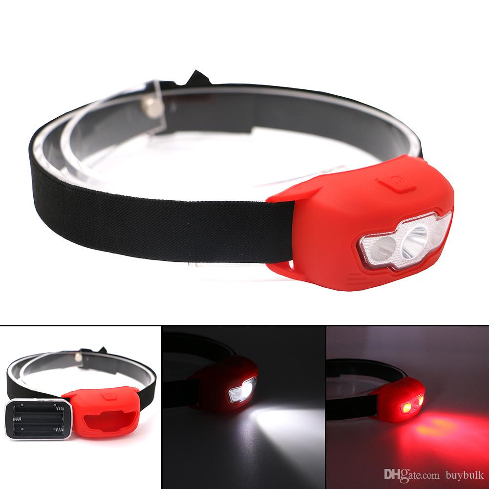 Sanyi COB led Headlight 600lm 3 Modes Headlamps for Fishing/Camping Outdoor Lighting 3AAA Head Lamp Torch Lanterna