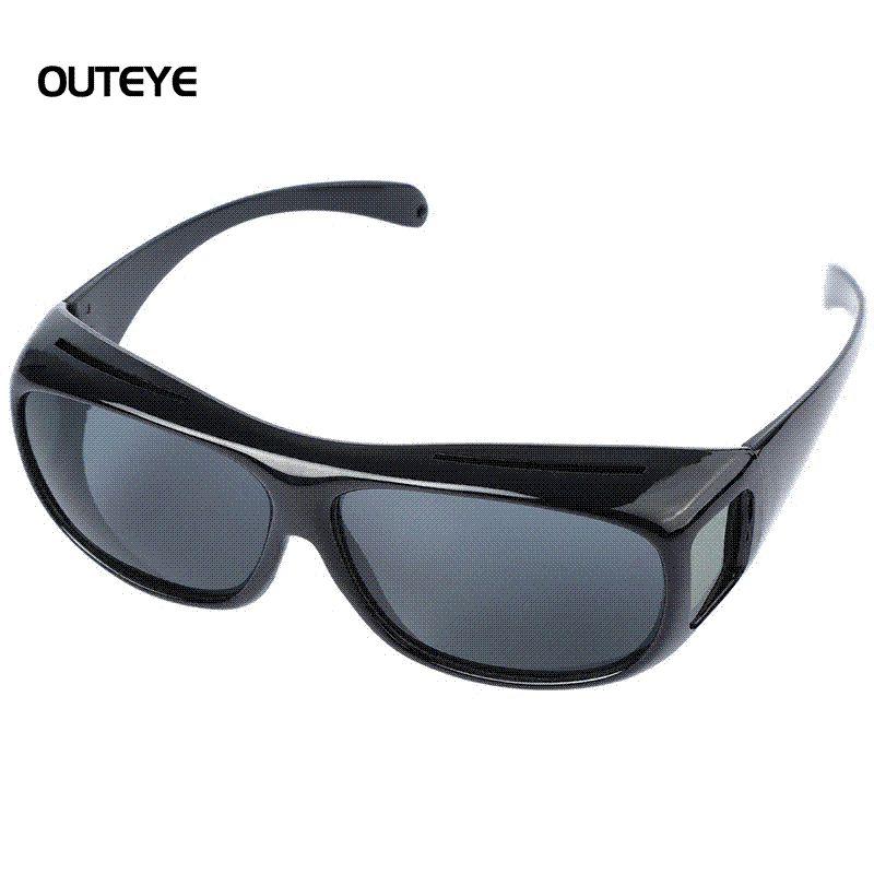 910bca667b1 Hot HD Night Vision Goggles Lenses Polarized Sunglasses Men Women Night  Driving Sun Glasses UV Protection Brand Designer W1 Reading Glasses  Prescription ...