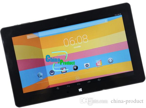 "10.6"" Cube i10 Windows Tablet Dual Boot Android 4.4 2GB RAM 32GB ROM Quad Core Intel Z3735F WIFI Bluetooth"