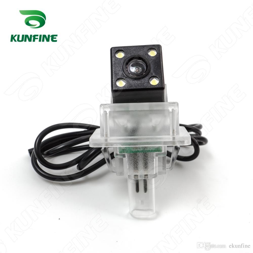 HD CCD Car Rear View Camera for Benz E C S class 2012 car Reverse Parking Camera Reversing Backup Camera Night Vision Waterproof KF-V1243