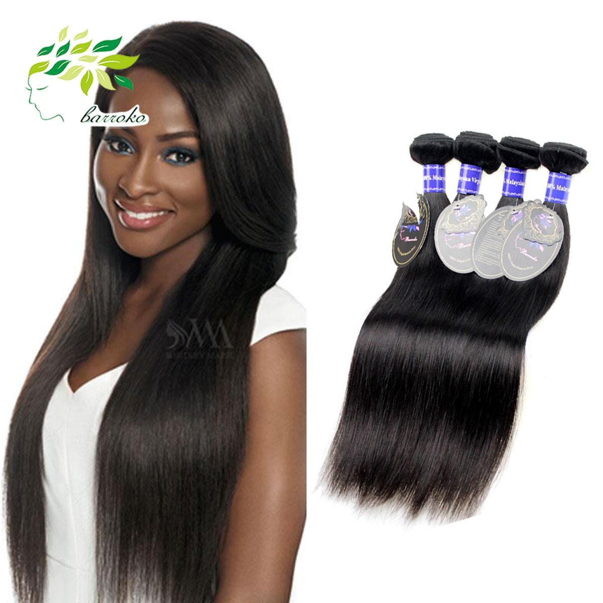 Malaysian Hair Bundles Straight Hair Weave Sale Malaysian Human Hair