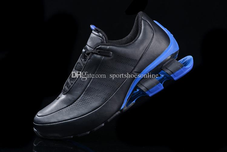 Hot Sale New Porsche Design Bounce S4 Leather Running Shoes ,Good Quality Chaussure Homme Men Trainers Outdoor Sneakers Best Shoes For Running Sports