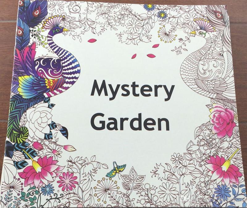 Around The World Beauty And Beast Dream Girl Secret Garden Enchanted Forest Lost Ocean Love Mystery Drawing Books Color Book For