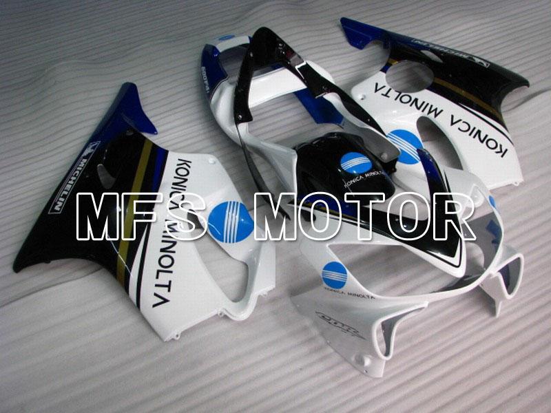 Kit de carroçaria de injeção de carenagem ABS motocicleta apto para Honda CBR600 F4i 2001-2003 01 02 03 novo