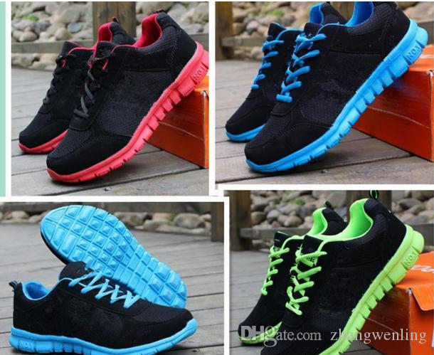 US 5.5- 11 HOT Sell Now Quality Leisure Breathable Women's Mesh Green Shoes  Leisure Sport Shoes Women Running Shoes Men's Shoes Men's Sneakers Men's  Casual ...
