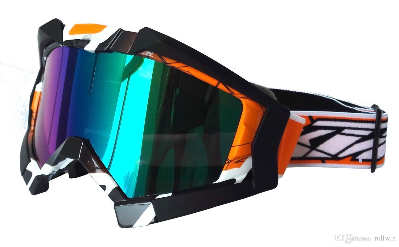 KTM Goggle Motorcycle Off Road Helmets Capacete ATV Motocross Helmet DOT Moto Casco Motorcycle Verspa Protective Gear