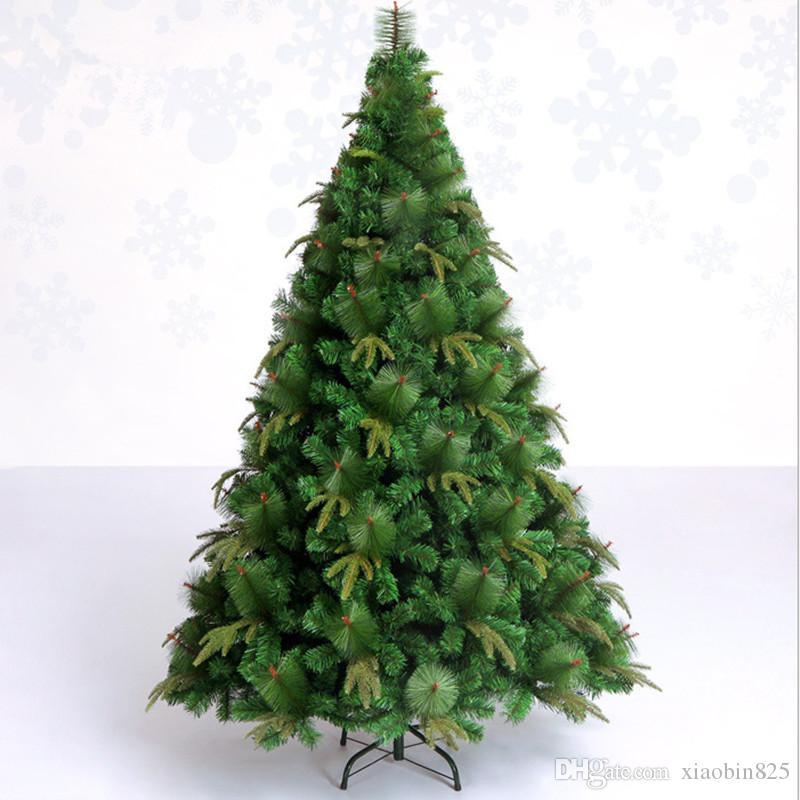 Christmas Leaf Name.Christmas Tree 1 8 M 180cmpe Leaf Decoration Christmas Tree Package High Grade Auto Mall Decorated Hotel Living Room