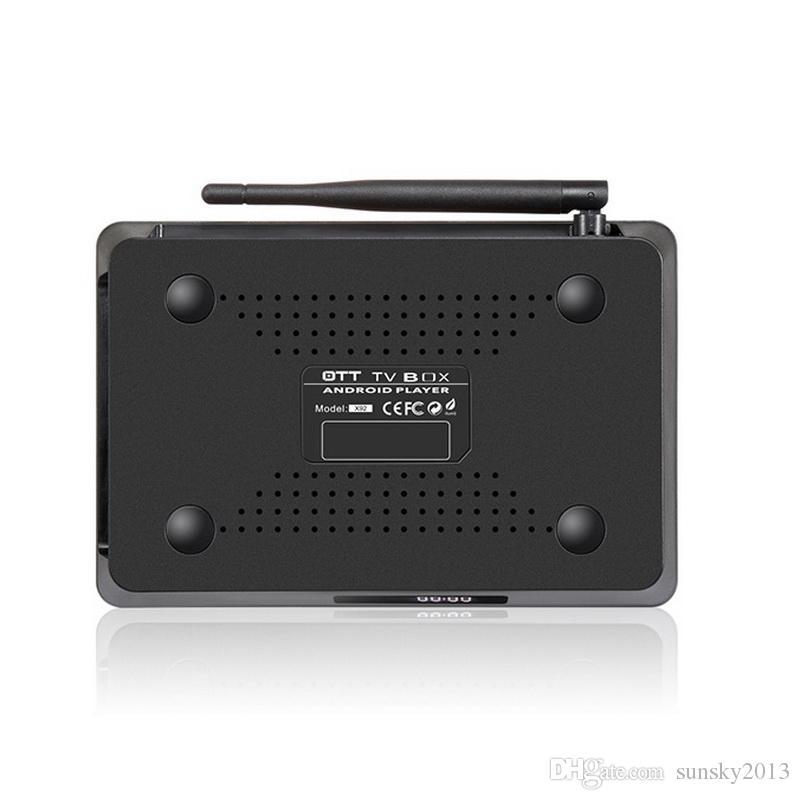 3GB RAM 32GB Android TV Box X92 Amlogic S912 Octa Core 2G 16G Smart Mini PC 4K H.265 Media Player 2.4G/5G Dual Wifi Bluetooth VS 3G A95X