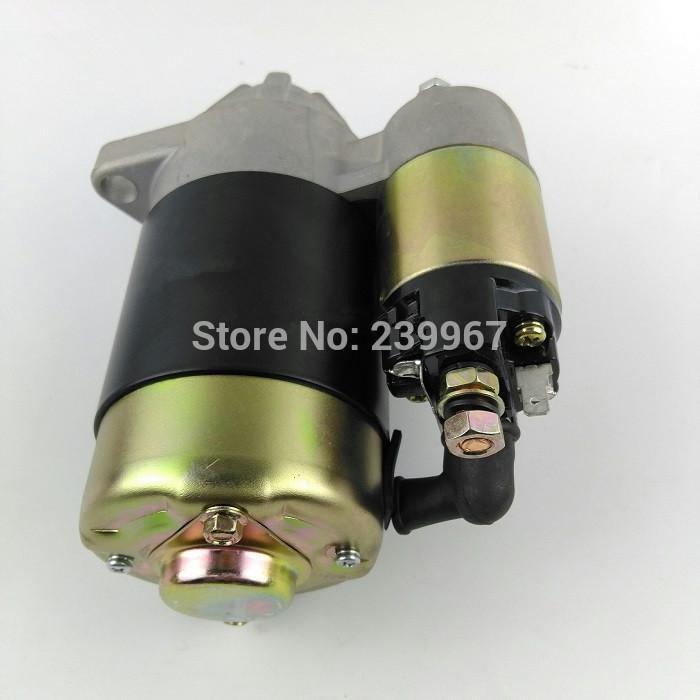 DHL бесплатная доставка Электрический стартер 12 В 0.8KW подходит Yanmar L100 L70 L48 дизельный двигатель Kama Kipor P / N 1716004