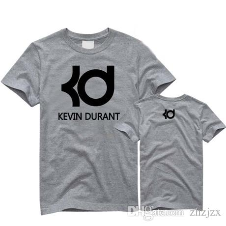 Kevin Durant Basketball T Shirt Men KD NO.35 Jersey Short Sleeve Sport T-shirts Cotton Fitness Hip Hop Tops Tees AMD266