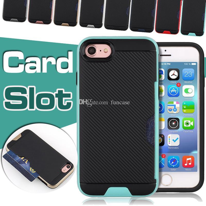 48ecc68687f Personalizar Carcasa Para IPhone X Estuche Diapositivas De Crédito ...