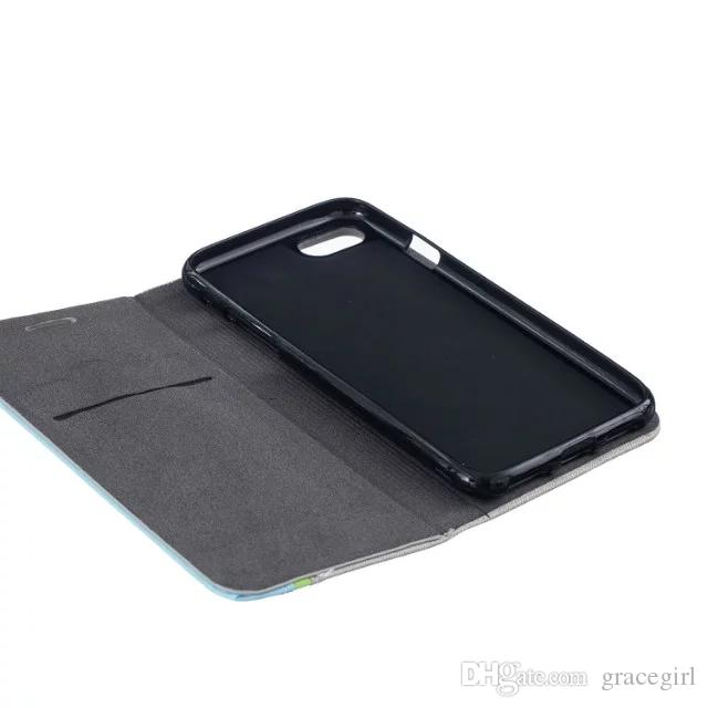 Custodia in pelle iPad 7 I7 Plus Custodia in pelle iPhone 7