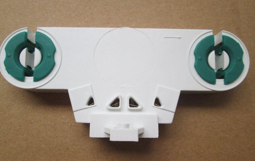 MIX Dupla Cabeça T8 G13 Suportes Da Lâmpada @ Bases Da Lâmpada Para O Tubo De Luz