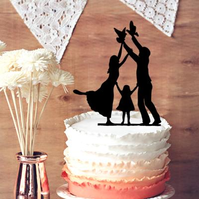Wedding Cake Toppers Baby