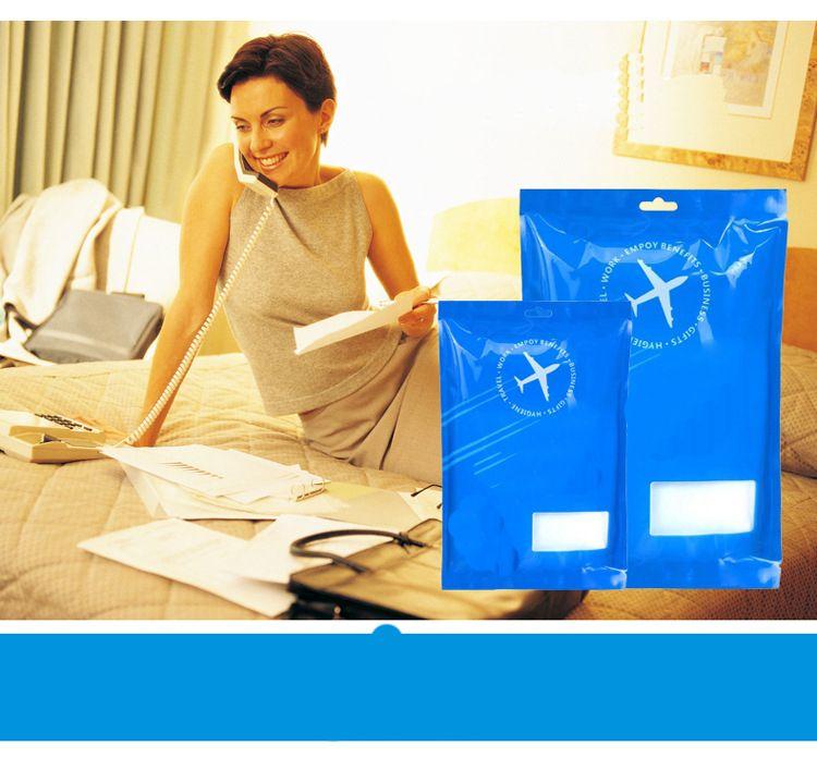 Wholesale Portable Pillowcase Non Woven Disposable Pillow