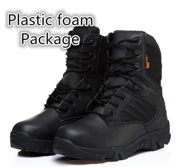 Delta Brand Military Tactical Boots Desert Combat Outdoor Army Hiking  Travel Botas Shoes Leather Autumn Ankle Men Boots Male Designer Shoes Rain  Boots For ... 978cb89e7db0