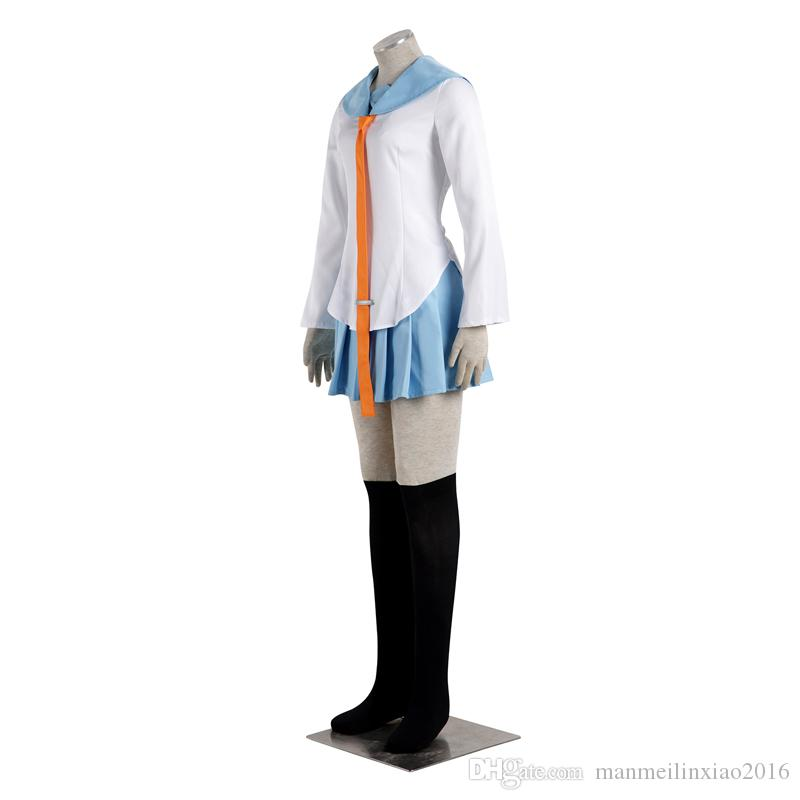 ONTE 일본 애니메이션 니세코이 코스프레 의상 오노 데라 코 사키 선원 의복 키리 사키 키토 게 여성 하복