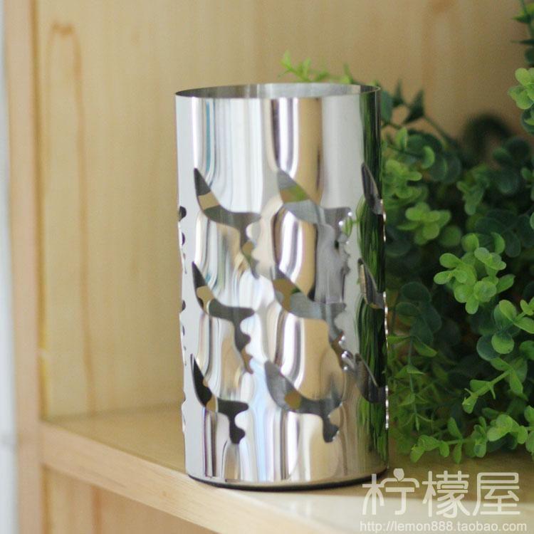 mirror vase. mirror column type stainless steel vase home furnishing jewelry art decoration high grade flower buy vases from pengyaod76, b