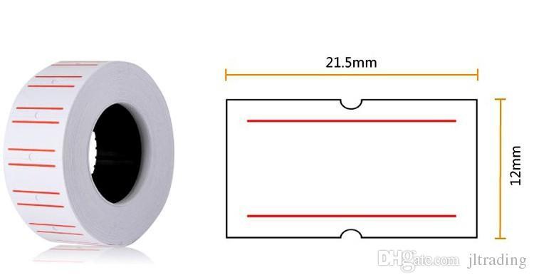Treachi Jewelry DisplayPackaging Preisschilder Label Tag für MX-5500 GUNS REFILL Wholesale Freies Verschiffen