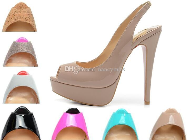 b9456b9df755 Luxury Designer Red Bottom High Heels