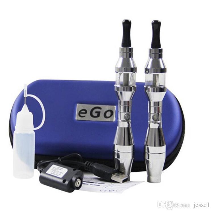 가변 전압 EE2 전자 담배 탱크 Clearomizer Atomizer EE2 배터리 오일 펜 vapes 기화기 EGO 키트