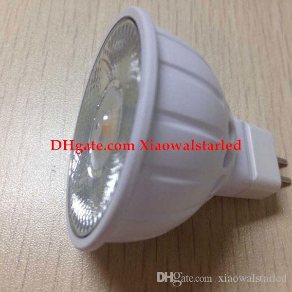 2016 Newest COB Led Bulbs Light 8W GU10 GU5.3 Led Spot Lights Lamp High Lumens LED spotlights 10/20/38/60 degree