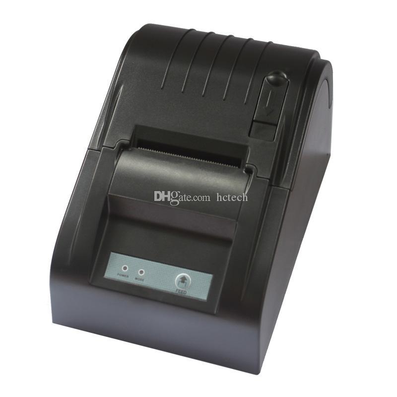 Ширина механизма 58MM принтера Билла TP-5806 термальная