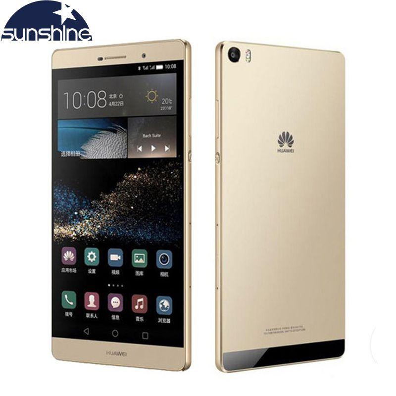 Smartphones Günstig Ohne Vertrag Original Huawei P8 Max 4g Lte Handy
