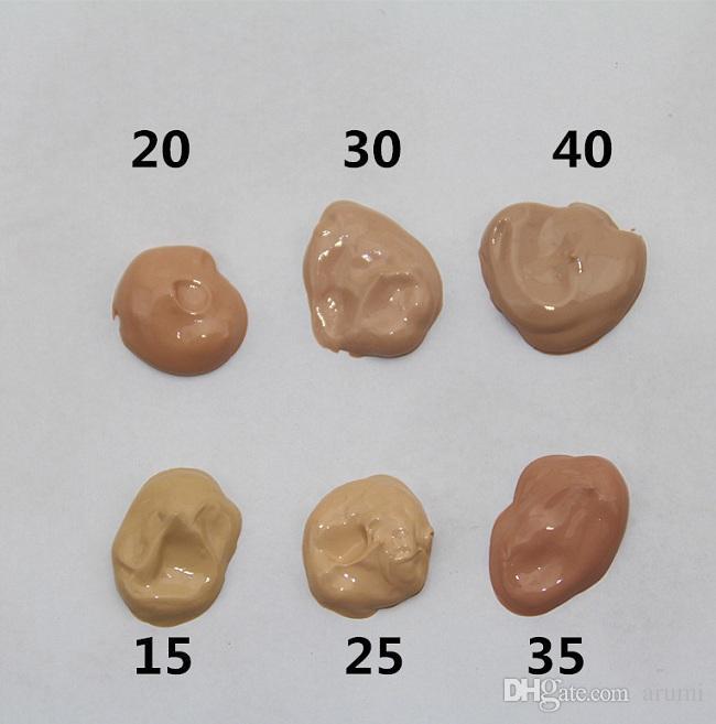 HOTsale makyaj Yüz Ve Vücut VAKFI FOND DE TEINT VISAGE ET KOLTUKLAR 120 ml DHL