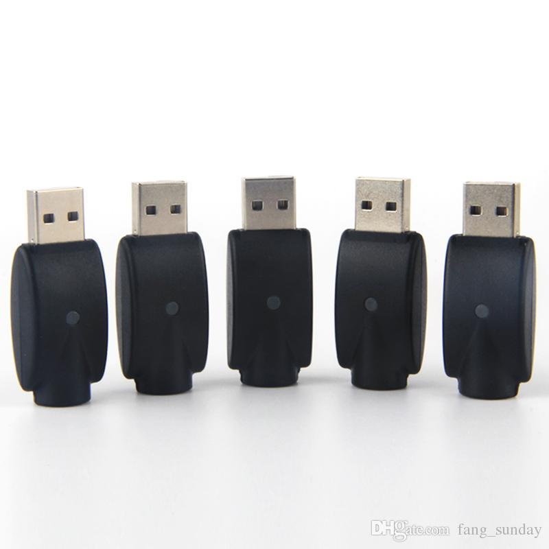 510 Cable USB inalámbrico portátil cargador de EGO para CE4 CE5 CE6 EGO-T EVOD Giro Visión Vibración Vape Pluma E Cigarrillos