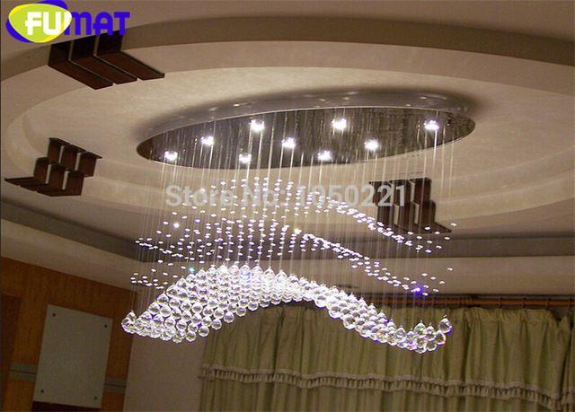 2018 Hanging Ceiling Lamp Crystal Art Deco K9 Crystal Light Bedroom Lamps  Hotel Living Room Lamps Modern Ceiling Lights Lamp Crystal From Crystalk9,  ...