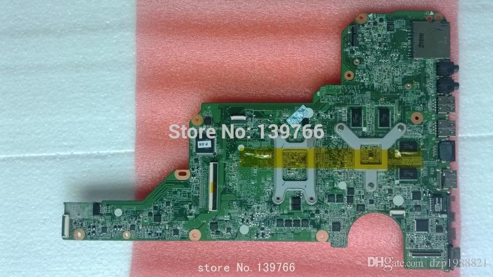 683031-001 683031-501 Platine für HP Pavilion G4 G6 G7 G4-2000 G6-2000 G7-2000 Laptop-Motherboard mit AMD DDR3 A70M Chipsatz 7670 / 2G