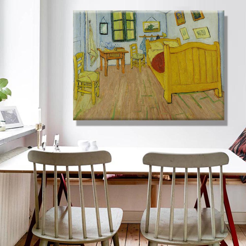 Beautiful La Chambre Jaune Van Gogh Analyse Photos - Amazing House ...