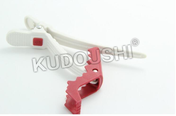 11cm Partition clip Professional producing hair clips HIKARI alligator clip Plastic clips Hair clips Hair Accessories & Tools