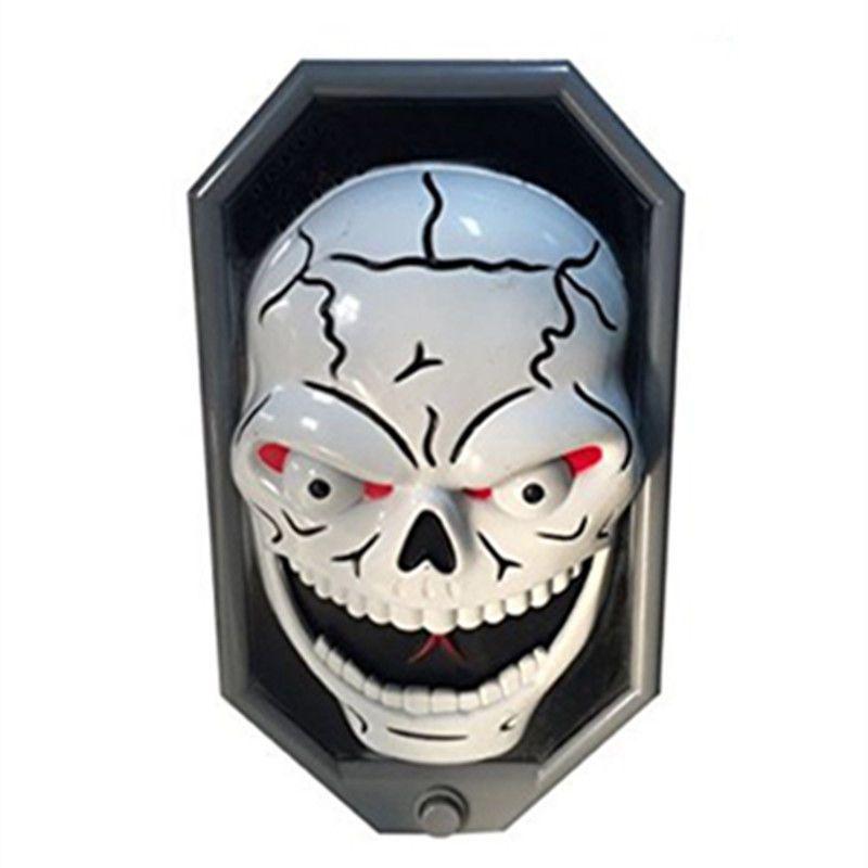 Decorating Ideas > Spooky Door & 31 Days Of Halloween Day 15 Haunted Houses  ~ 084113_Halloween Doorbell Sounds
