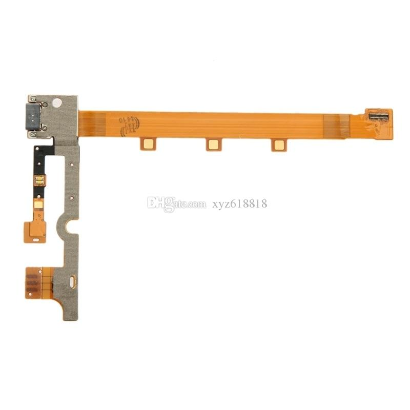 Nuevas Piezas de Repuesto para Xiaomi Mi3 Mi 3 M3 Puerto de Carga USB Muelle + Micrófono Módulo Módulo Cinta Flex Cable WCDMA Envío Gratis