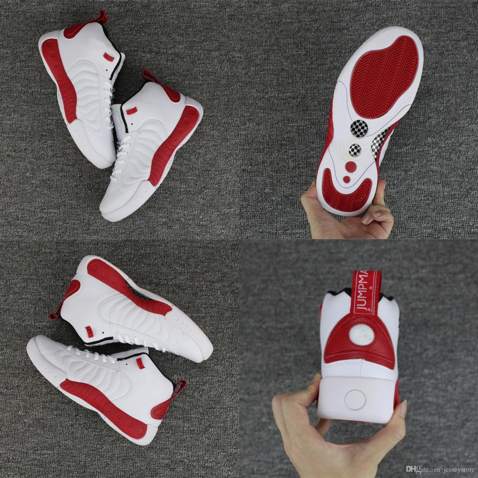 Acheter Top Qualité Jumpman Pro Og Hommes Basketball Chaussures Totvtqfi-000422-2554456 Chaussures De Marque