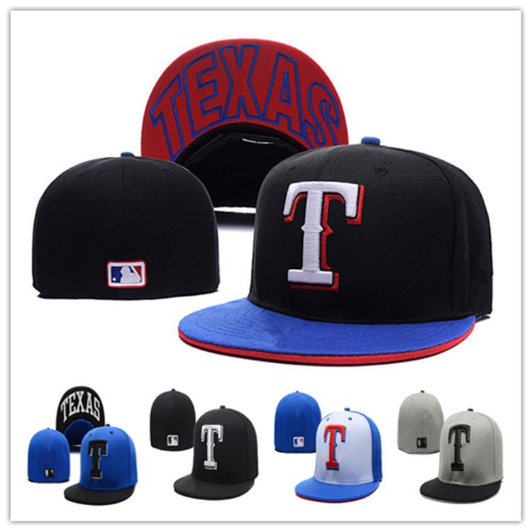 0b8d177659a Cheap Rangers Fitted Caps T Letter Baseball Cap Embroidered Team T Letter  Size Flat Brim Hat Rangers Baseball Cap Size Flat Caps Trucker Caps From  Jimphei