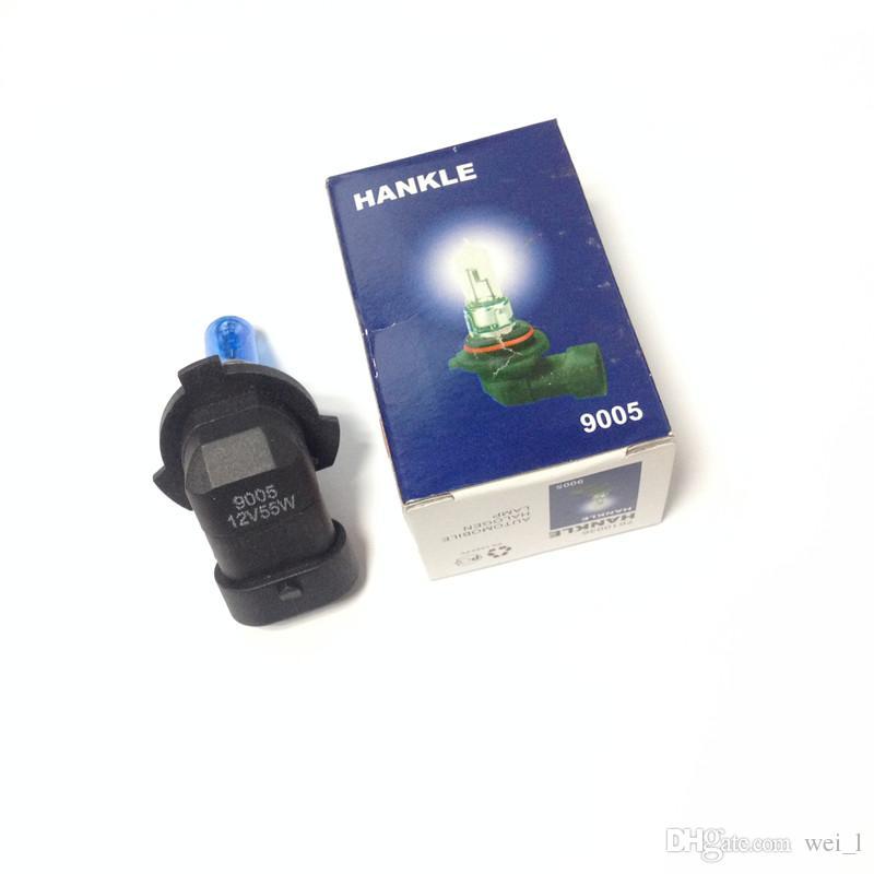 2 stücke 12 V 100/90 Watt 9007 55 Watt 9005/9006 Ultra-weiße Xenon HID Halogen Auto Auto Scheinwerfer Lampen Lampe Auto Teile Auto Lichtquelle zubehör