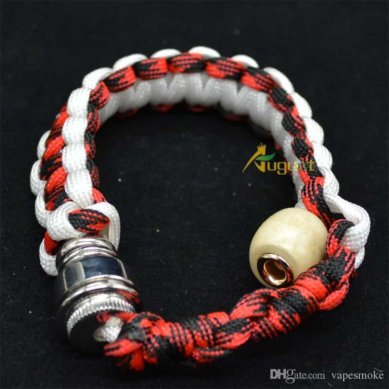 stash bracelet pipe stash storage discreet smoking bracelet pipe for click n vape tobacco sneak a toke