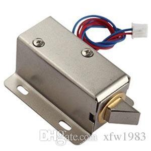 Il trasporto libero 10 pezzi Serratura elettronica 12 serrature elettriche serrature cassetto dell'armadio piccole serratura elettrica sistema di controllo di accesso mini serrature