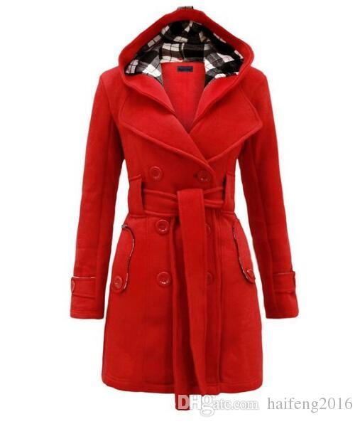 2018 S 3xl 2016 Ladies Long Winter Hooded Jackets Coat For Women ...