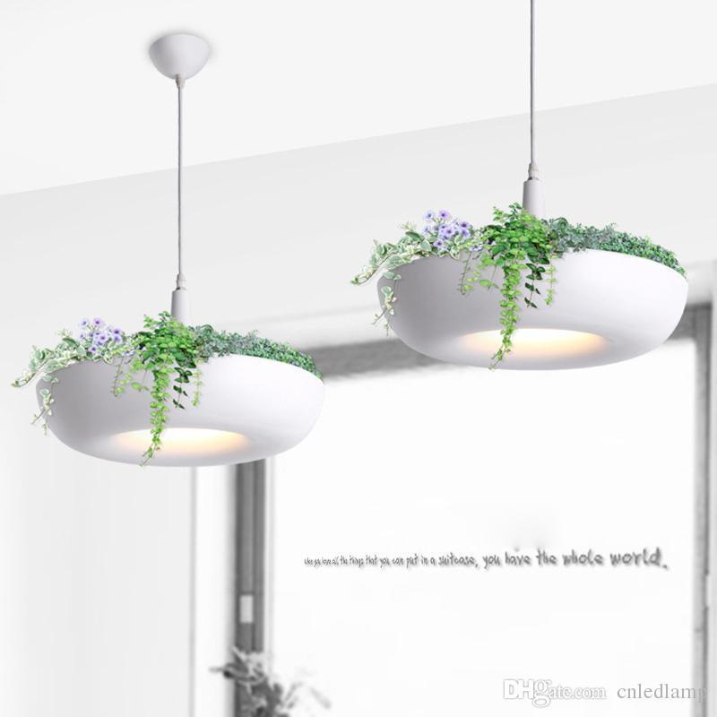 simple pendant lighting. discount modern fashion pendant lamps white pot plants lights simple design for indoor decorate oed 5013 commercial lighting