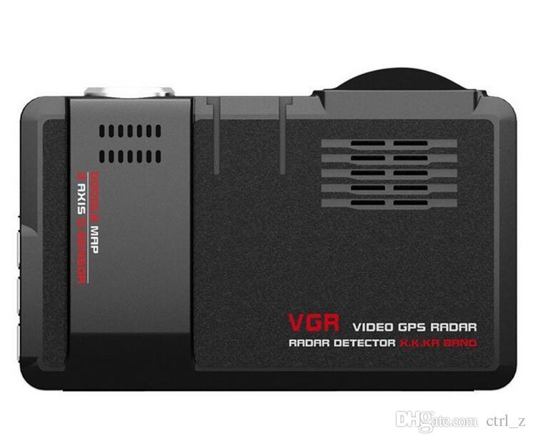 V10 2 em 1 Câmera Do Carro DVR Veículo Camera Video Recorder Traço Cam Registrator Camcorder Radar Laser Detector de Velocidade de Visão Noturna