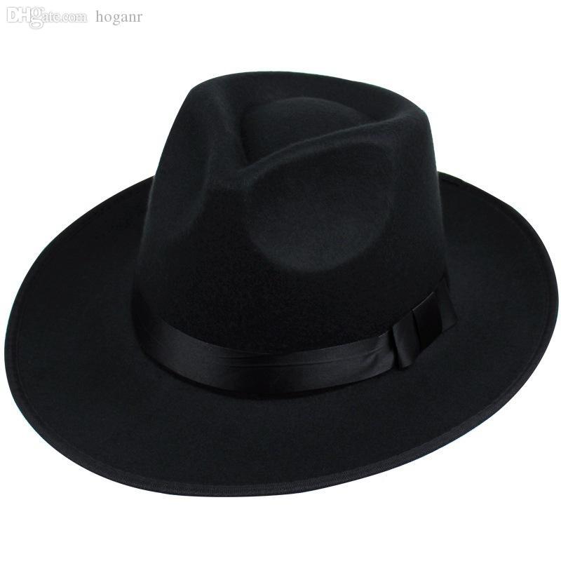 Grosshandel Grosshandels Gentleman Spitzenweinlese Hut Hochzeits