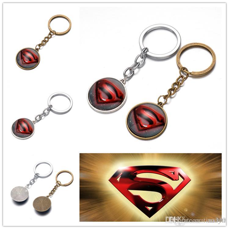 Großhandel Neue Diy Schlüsselanhänger Cartoon Spielzeug Superman