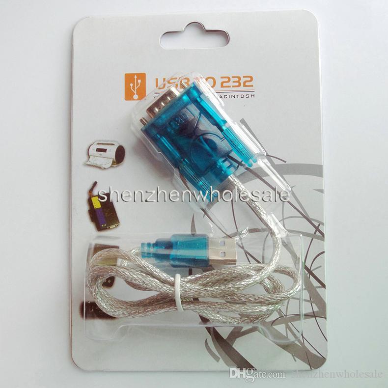 Neue CH340 USB zu RS232 COM Port Serielle PDA 9 pin DB9 Kabel Adapter Unterstützung Windows7 Großhandel